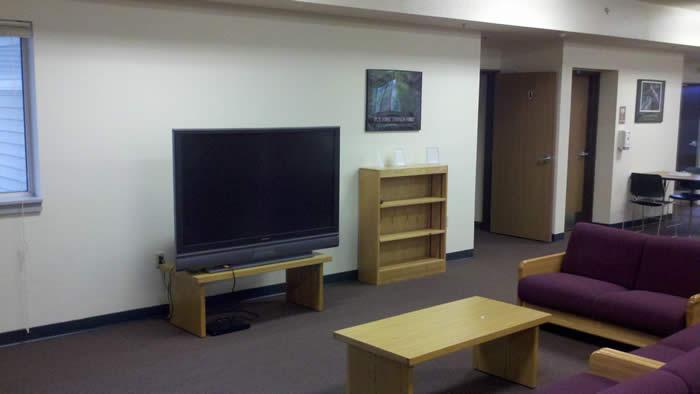 Fairmont facility common room